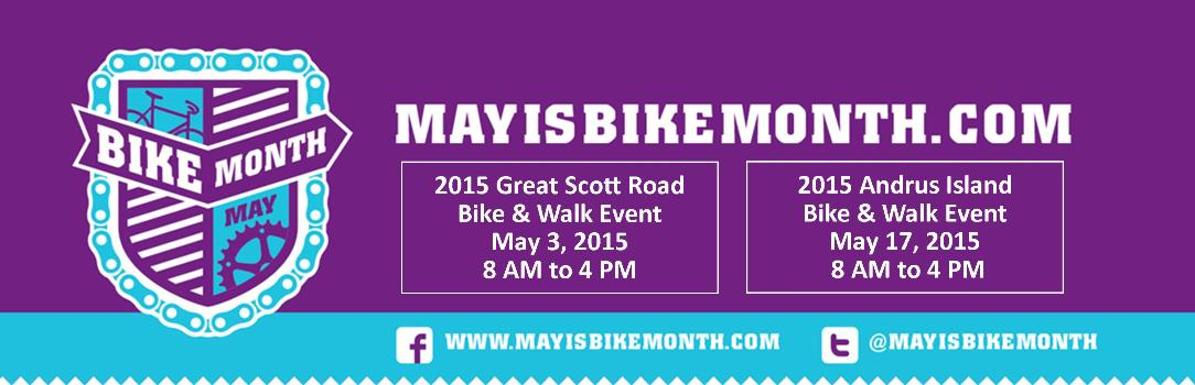 May is Bike Month Events
